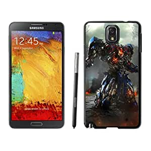 NEW Unique Custom Designed Samsung Galaxy Note 3 N900A N900V N900P N900T Phone Case With Transformers Optimus Prime Movie_Black Phone Case wangjiang maoyi by lolosakes