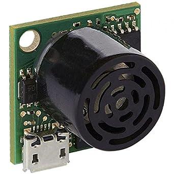 MaxBotix Inc  USB Ultrasonic Sensor | MB1403-000 HRUSB-MaxSonar-EZ0