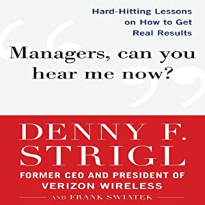 Managers, Can You Hear Me Now? Audiobook