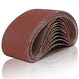 Coceca Sanding Belts 3x21 Inches