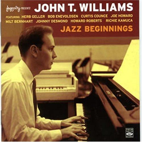 John T. Williams Jazz Beginnings (Jack Sperling)
