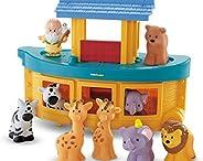 Fisher-Price Little People Noah's Ark Pla