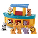 Fisher-Price Little People Noah's Ark Playset