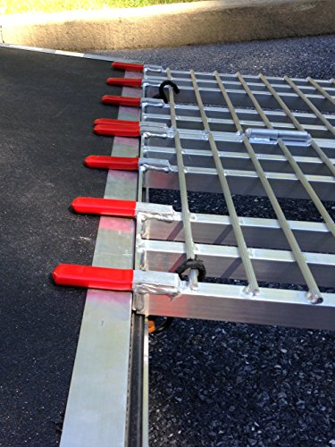 Aluminum Trailer Ramps >> Aluminum Ramp 4 ft. USA - Motorcycles Onto Trailers - 5244 MCDR Ramp - Buy Online in UAE ...