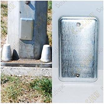 Geocaching magnetic box Versteck magnetische Dose Schlüsselversteck Geheim