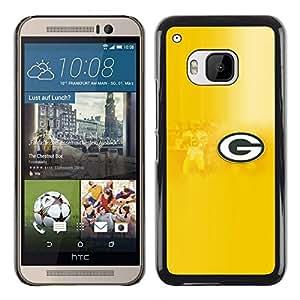 // PHONE CASE GIFT // Duro Estuche protector PC Cáscara Plástico Carcasa Funda Hard Protective Case for HTC One M9 / GRAMO /