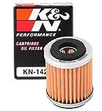 K&N KN-142 Yamaha High Performance Oil Filter