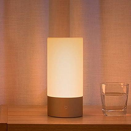 Xiaomi Mijia MJCTD01YL LED bluetooth WiFi Control Mesita de noche Lámpara de mesa Sunrise Sunset Simulation