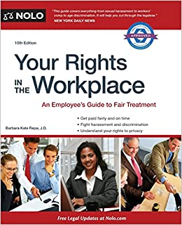 amazon your rights in the workplace barbara kate repa lisa