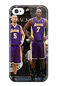 Diy Yourself Best los angeles lakers nba basketball NBA Sports & Colleges colorful iPhone 4/4s 8bUROJ01vrY case covers