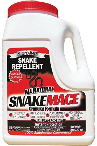 Nature's Mace Snake MACE 6lb, Treats 3,000 sq.ft. ()