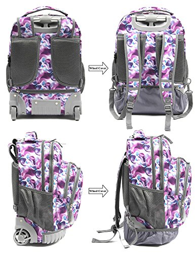 Buy rolling backpack for kids