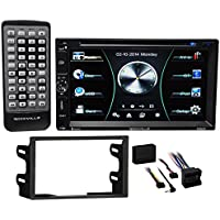 2002-2005 Volkswagen Gti Car DVD/iPhone/Pandora Bluetooth/USB Receiver Stereo