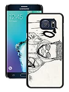 Fashionable Note 5 Edge Case,The Weeknd XO Black Customized Case For Samsung Galaxy Note 5 Edge Case