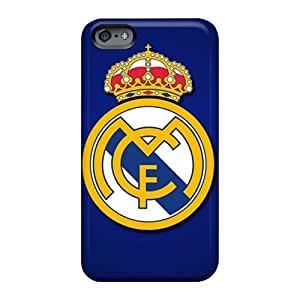 TammyCullen Apple Iphone 6 Excellent Hard Phone Cover Customized HD Real Madrid Cf Skin [gqc1852zejL]