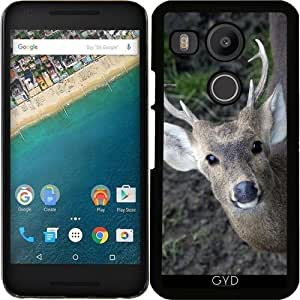 Funda para Google Nexus 5X (LG) - Ciervo by WonderfulDreamPicture