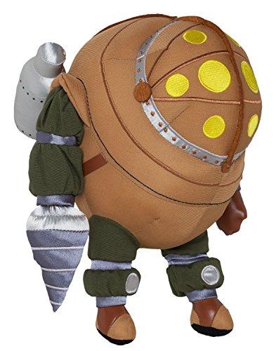 """Sanshee Official Bioshock 11"""" Mr. Bubbles Collector's Plush"""