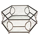 Magnussen Nevelson Hexagonal Cocktail Table