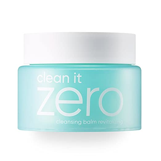 Banila Co Clean It Zero Cleansing Balm Revitalizing, without Paraben and Alcohol,for oily skin, 100ml, 3.38OZ