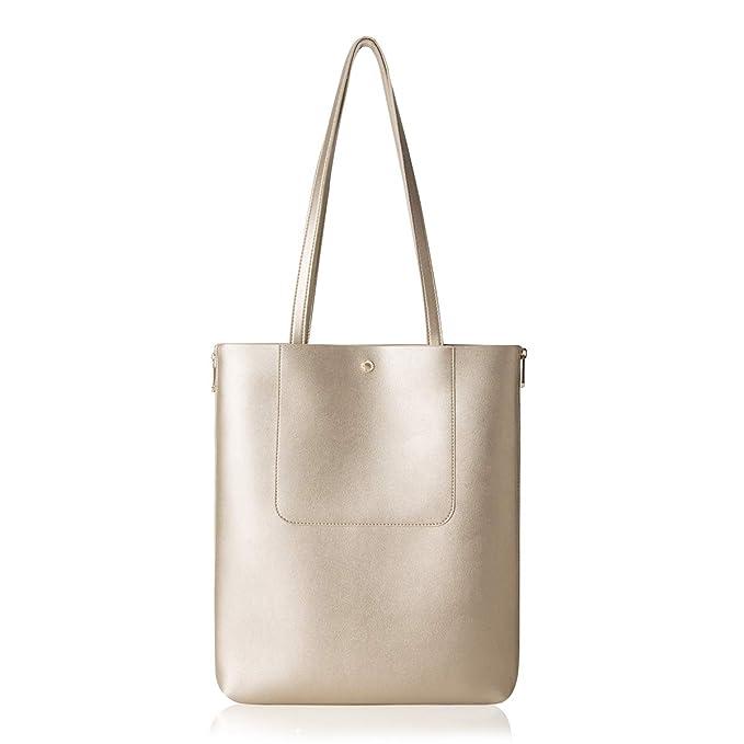 Amazon.com: The Lovely Tote Co. Bolso de trabajo para mujer ...