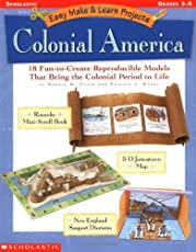 Invite students to visit each of the original 13 Colonies with easy paper models that offer a look at life long ago! Teach about goods and services with the New England Seaport diorama and Lift & Look Georgia Plantation. Compare and contrast C...