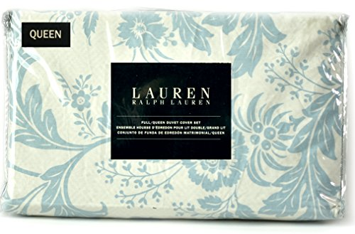 Ralph Lauren French Country Duvet Cover Set Luxury Floral Ga