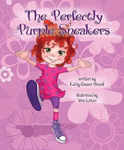 Download The Perfectly Purple Sneakers pdf epub