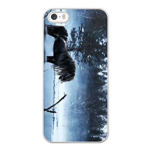Coque,Coque iphone 5 5S SE Case Coque, Water Cover For Coque iphone 5 5S SE Cell Phone Case Cover blanc