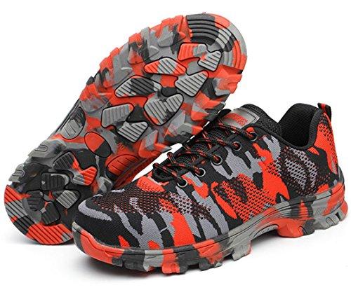 GUDUN Breathable Steel Toe Shoes for Men Steel Toe Sneakers Steel Toe Boots for Men (9-15 to delivery) (US Men 9, GD01) by GUDUN (Image #1)