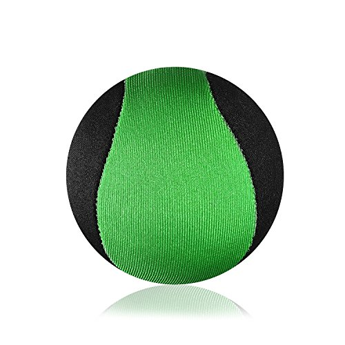 Price comparison product image WEBO Ball Bouncy Water Balls Pro Extreme Water Bouncing Ball Surf Ball Wave Runner Water Runner Skipping Ball, Hand Therapy Stress Green
