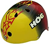 Power PHH-0727 HOG Multi-Sport Helmet Wild Design Build in Dial Retention System for a Perfect Fit, Multi Usage-Inline Skating, Skateboarding and More, Small