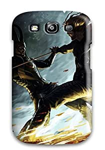 New Style Tpu S3 Protective Case Cover/ Galaxy Case - 2011 Thor Movie