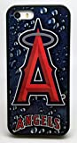 LA Angels Water Drop Baseball Phone Case Cover - Select Model
