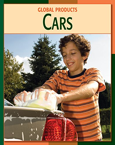 Cars (21st Century Skills Library: Global - Cherry Green Product