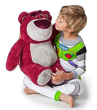 Disney Store Lotso 45cm gigante peluche orso Toy Story 3 profuma fragole