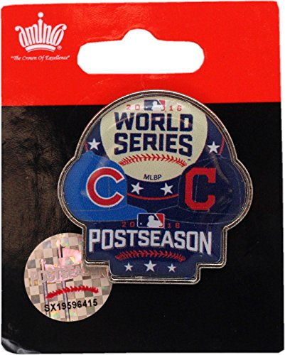 aminco Chicago Cubs 2016 World Series Pin Match Up 12931