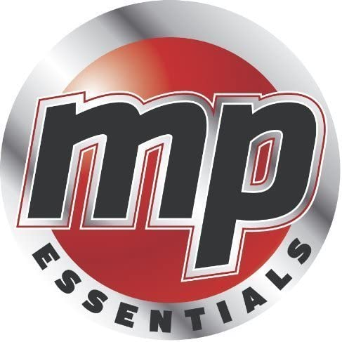 MP Essentials transpirable ecol/ógica y resistente a la intemperie Alfombra de suelo para exteriores color gris y antracita