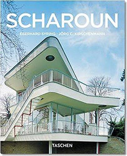 Hans Scharoun: Kleine Reihe - Architektur (Taschen Basic Art Series)