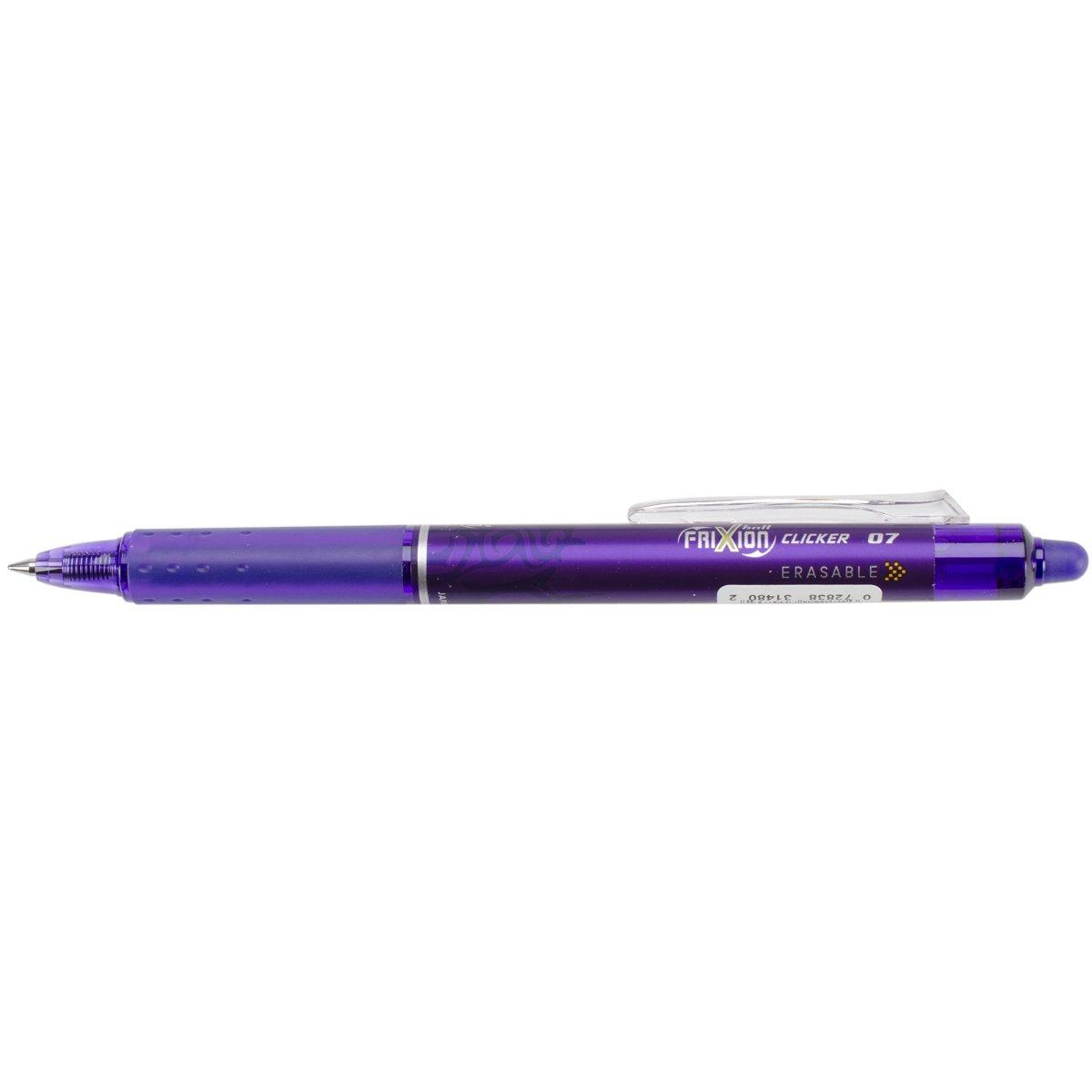 Pilot Pen Pilot Frixion Clicker Erasable Fine Point Pen,...