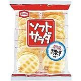 Kameda Seika Japanese Rice Cake, 20pcs/bag X 3bags [Japan Import]