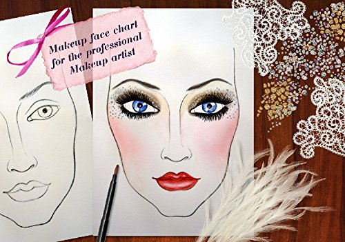 The Face Charts For Makeup Artists Note Workbook, Makeup Book O Spiral-bound – 2016 - Buy Online in Oman. | Books Products in Oman - See Prices, ...