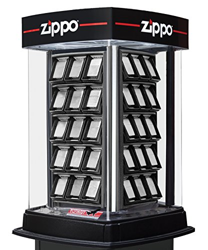 Zippo Lighter Display Case - 8
