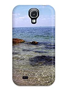 Tpu Fashionable Design Beach Rugged Case Cover For Galaxy S4 New