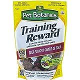 Pet Botanics Training Rewards Treats, Beef, 20 Ounces