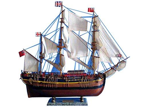 Endeavour Model Ship - 8