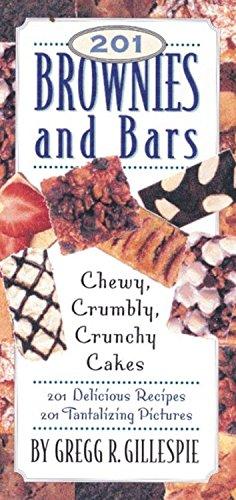 201 Brownies Bars Crumbly Crunchy