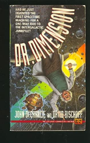 book cover of Dr. Dimension
