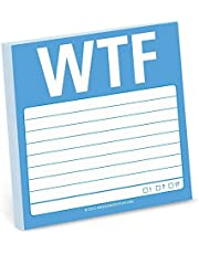Knock Knock WTF Sticky Note