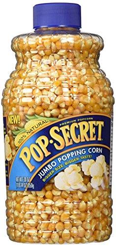 Pop Secret Premium Jumbo Popping Corn, 30 oz Bottle