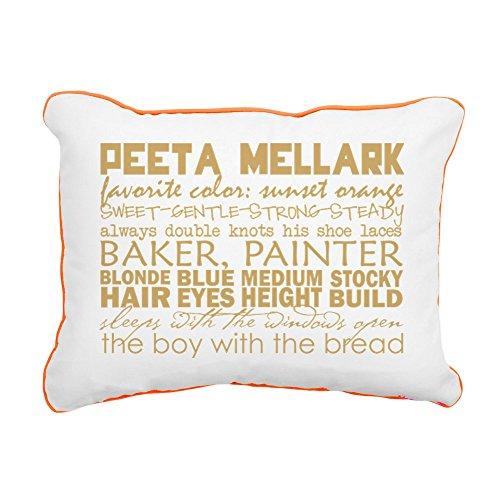 """CafePress - Peeta Subway - 12""""x15"""" Canvas Pillow, Throw Pillow, Accent Pillow"""